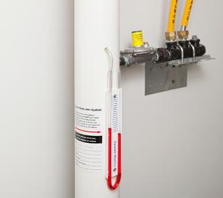 Radon Measurement After a Mitigation System was installed