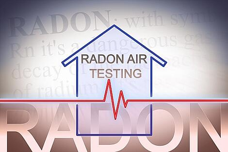 Test For Radon Gas