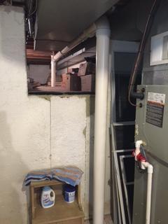 Installing a Radon Mitigation System in a Crawlspace