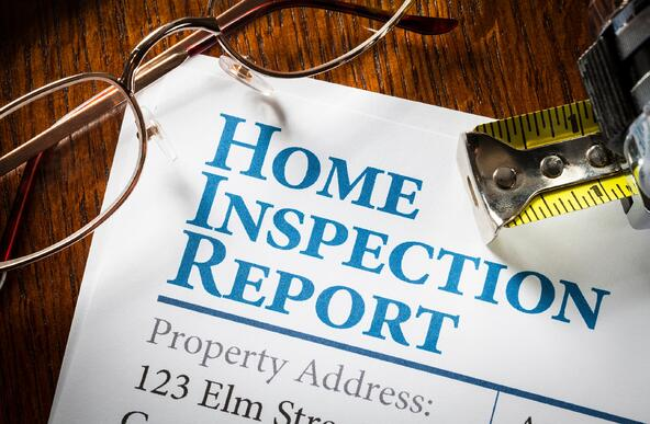 Radon Home Inspection Report