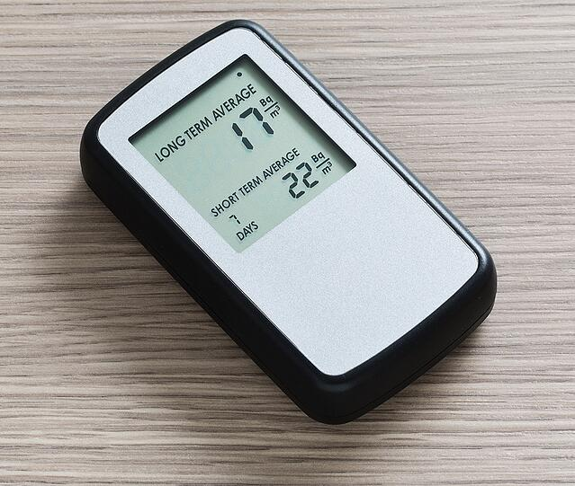 Passive Radon detector