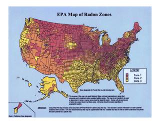Types of Radon Testing
