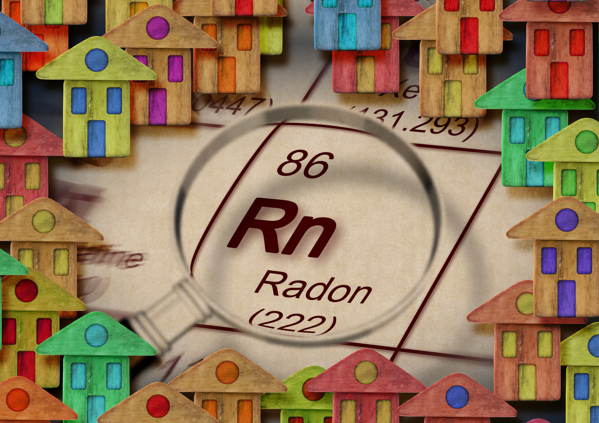 Radon is the second leading cause of lung cancer