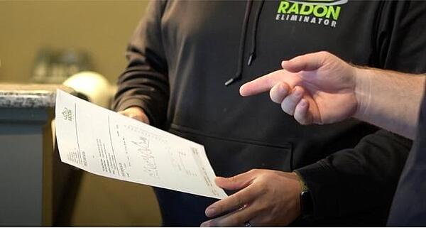 Have your home tested for radon first