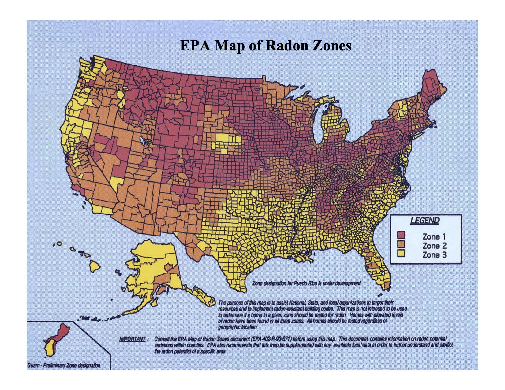 Radon Eliminator Blog Radon Testing